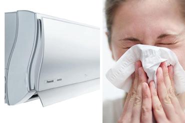 Насморк аллергия токсичный фреон чем на самом деле опасен кондиционер
