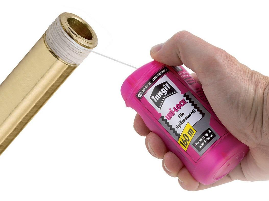 как правильно герметизировать резьбовые соединения
