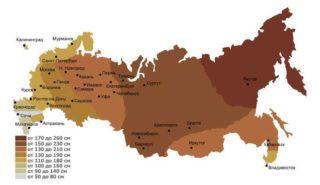 Глубина заложения водопровода в московской области