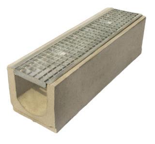 Лотки бетонные для ливневой канализации размеры