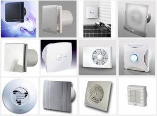 Выбираем и подключаем бесшумную вытяжку в ванной и туалете