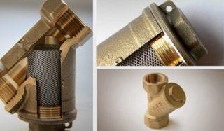 Как почистить фильтр грубой очистки воды сетчатого и патронного типа