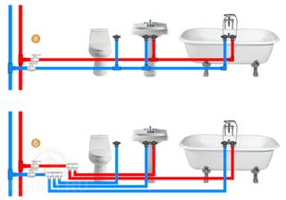 Как сделать разводку водопровода в квартире своими руками