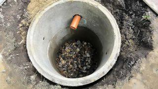 Как сделать канализационную яму в частном доме своими руками