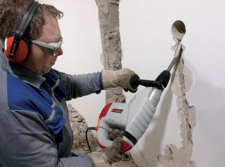 Перфораторы для штробления стен