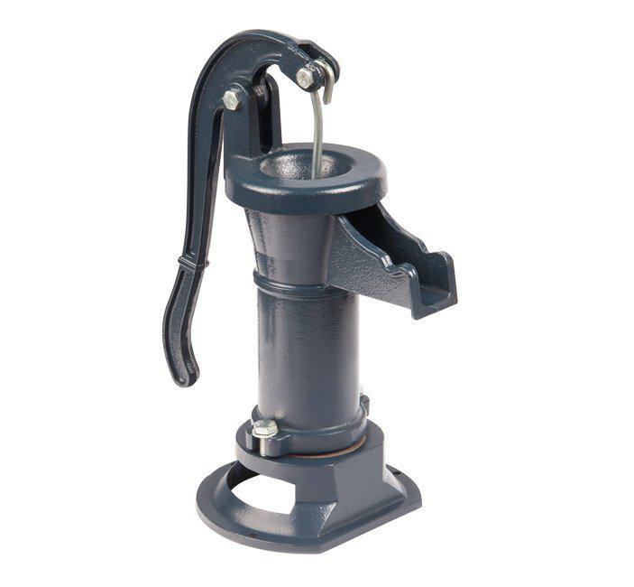 Ручная помпа для воды из скважины