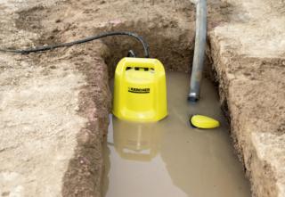 Обзор погружных дренажных насосов Керхер для грязной воды