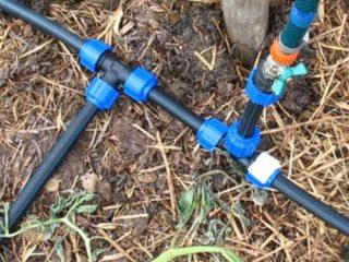 Дачный водопровод из пластиковых труб, и как его применить для полива на даче