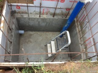 Что такое кессон для скважин: цена, устройство и для чего он нужен