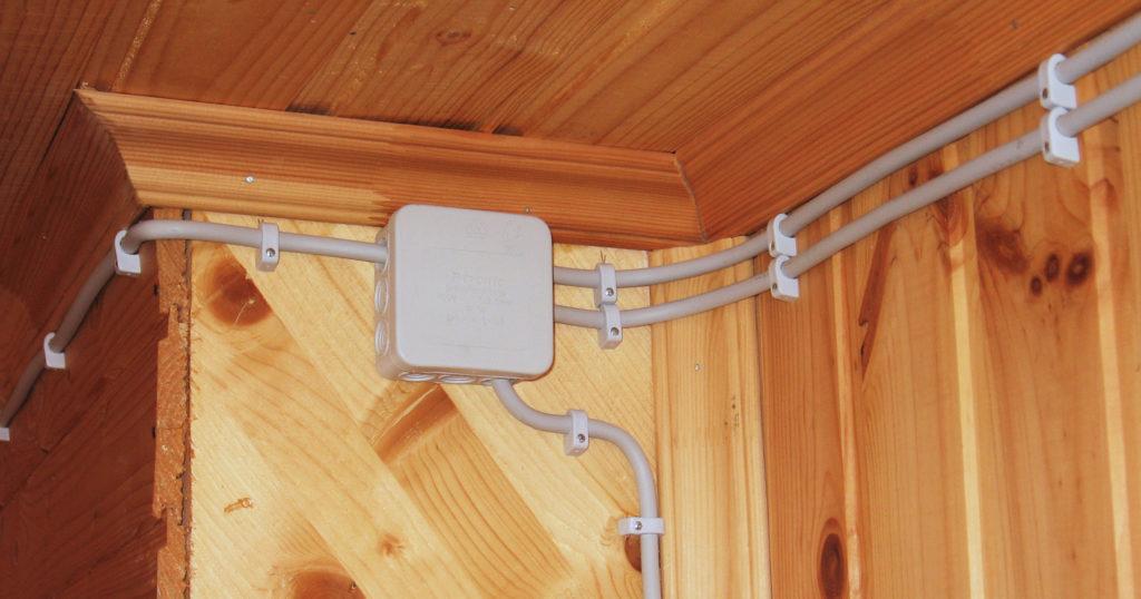 Жаростойкий кабель для сауны