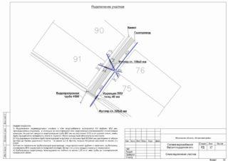 Разрешение на водопровод в частный дом