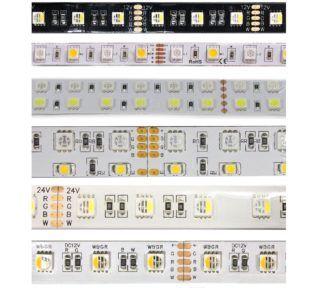 Как подключить и настроить светодиодную RGB лент - Стройка