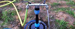 Почему водяная станция качает воду с воздухом