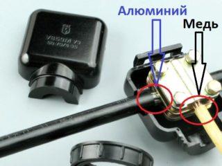 Зажимы для проводов орешки электромонтаж
