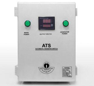 Автоматическое включение генератора при отключении электричества - Стройка