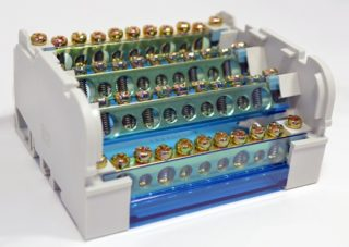 Модульные распределительные блоки (кросс-модули) — особенности и конструкция - Ремонт