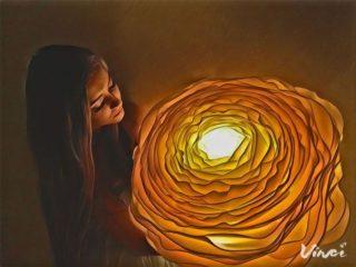 Самодельные светильники из изолона — кукла, цветы и мяч - Ремонт