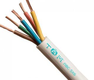 Расшифровка маркировки и технические характеристики провода ПВС - Ремонт