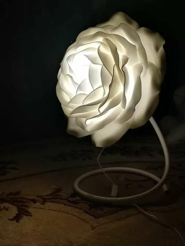s1200 Как сделать светильник из изолона своими руками: пошаговая инструкция