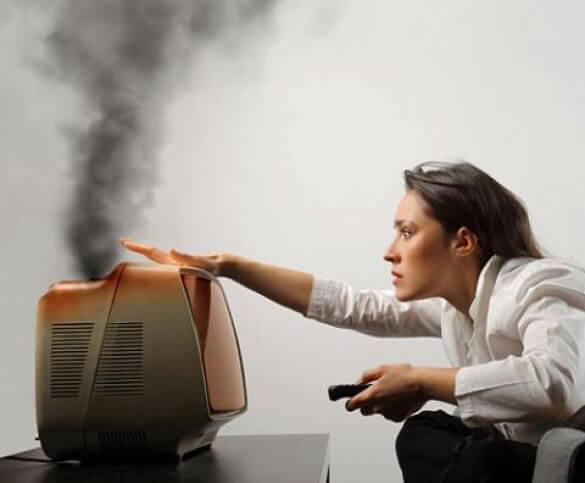 Перепады напряжения в сети частного дома