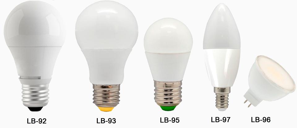 светодиодные лампы для дома купить
