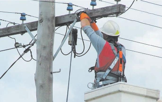 Гусак для электричества