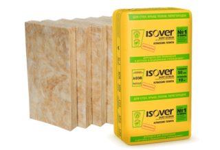 Использование утеплителя Изовер для теплоизоляции дома - Ремонт