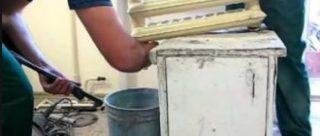 Как промыть чугунные батареи отопления внутри в домашних условиях своими руками
