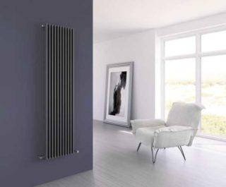 Выбор и установка вертикальных радиаторов отопления для квартиры