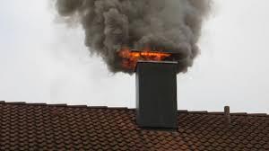 Средство для чистки дымоходов от сажи