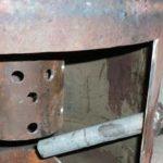 Печка на отработке для водяного отопления