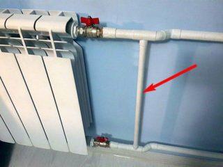 Байпас в системе отопления зачем он нужен  как его установить