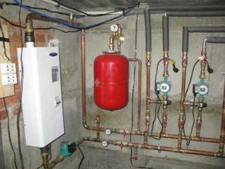 Предохранительные клапаны в системах отопления - Ремонт