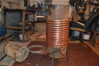 Разновидности теплообменников для труб дымоходов - Ремонт