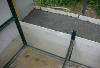 Несъемная опалубка из пенополистирола для строительства домов