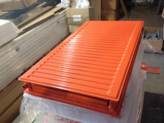 Плоские батареи отопления из стали, тонкие, пластинчатые или узкие