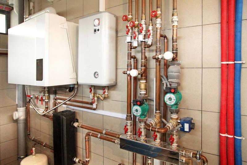 Газовые теплые полы система отопления и газовый котел