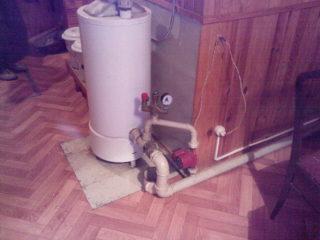 Система отопления с естественной циркуляцией. Пора о ней забыть