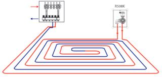 Проверка теплого пола с помощью мультиметра - Ремонт