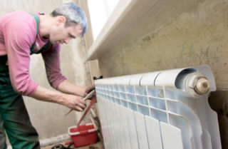 Как промыть чугунные батареи – правильная промывка радиаторов отопления в домашних условиях