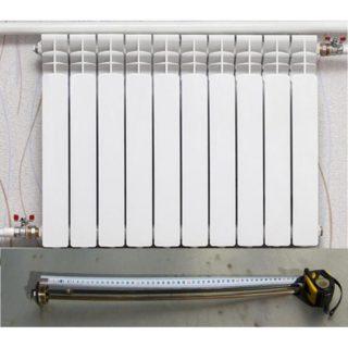 Как рассчитать мощность тэна для чугунной батареи. ТЭНы для радиаторов: характеристики и ассортимент, установка