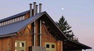 Печи для дачи на дровах многообразие конструкций