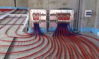 Однотрубная система отопления частного одноэтажного жилого дома