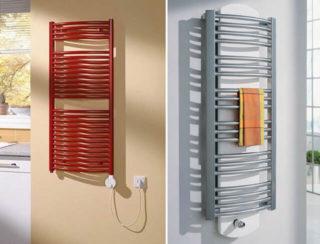 Какую батарею устанавливают в ванной комнате