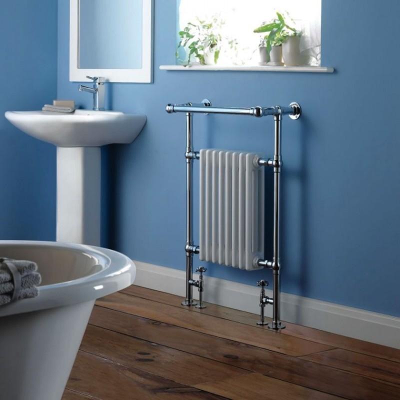 Батарея в ванную настенная: основные виды приборов, классификация