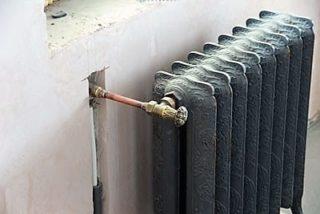 Фитинги для чугунных радиаторов отопления