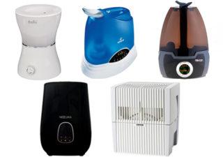 Где лучше ставить увлажнитель воздуха в комнате?