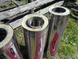 Коаксиальный дымоход для газового котла: требования к установке