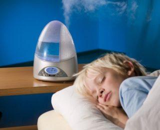 Сколько должен работать увлажнитель воздуха в помещении?