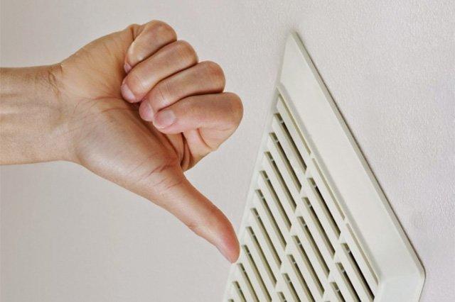 В квартире нет вентиляции что делать